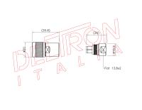 DE302210 - Deltron Italia